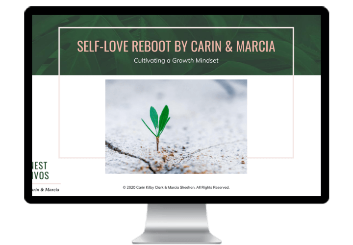 Self-Love Reboot - Cultivating a Growth Mindset