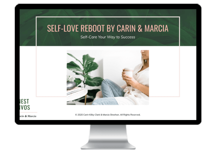 Self-Love Reboot - Self-Care Your Way to Success