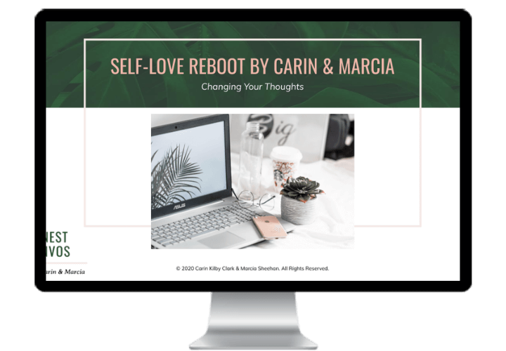 Self-Love Reboot - Changing Your Thoughts
